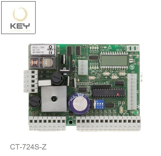 KEY CT-724S -Z elektronika bez boxu